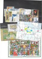 Volledige Jaargang 1996 Postfris Zonder Scharnier **  Lager Dan Postprijs - Bélgica