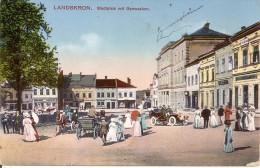 1915 - LANSKROUN,Landskron, Gute Zustand, 2 Scan - Tchéquie
