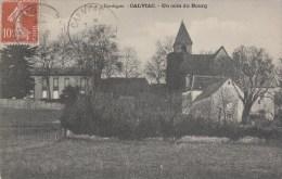 CALVIAC    UN COIN DU BOURG - Sonstige Gemeinden