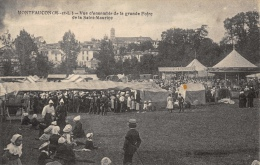 MONTFAUCON - Grande Foire De La St-Maurice - Andere Gemeenten