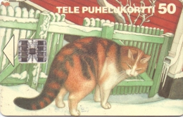 FINLAND PHONECARD ,  D61 60000pcs-1/95-USED(2)