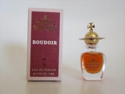 Boudoir - Vivienne Westwood - Eau De Parfum - 5 ML - Miniatures Modernes (à Partir De 1961)