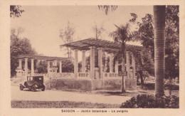 SAÏGON JARDIN BOTANIQUE LA PERGOLA (dil141) - Vietnam