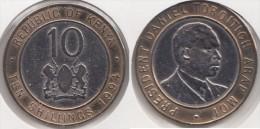 Kenya 10 Shillings 1994 Km#27 - Used - Kenia