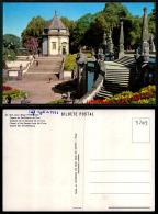 PORTUGAL COR 37413 - BRAGA - BOM JESUS - CAPELA DO DESCIMENTO DA CRUZ - Braga