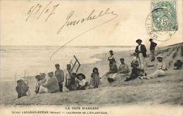 CPALa Cote D'Argent - Lacanau-Océan - Les Bords De L'Atlantique (140129) - Unclassified