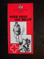 Folder Postzegeluitgifte: Rode Kruis 1983 / Stamp Bulletin: Red Cross 1983 - Autres Livres