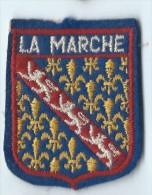 Ecusson Tissu/Provine De La Marche /année 80    ET59 - Ecussons Tissu
