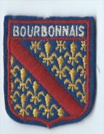 Ecusson Tissu/Provine Du Bourbonnais/année 80    ET52 - Ecussons Tissu