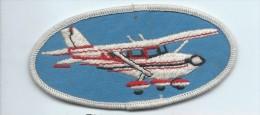 Ecusson Tissu/Aeroclub/année 80    ET58 - Ecussons Tissu