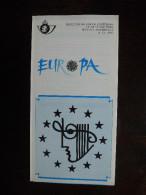 Folder Postzegeluitgifte: EUROPA CEPT 1985 Muziek / Stamp Bulletin: EUROPA CEPT 1985 Music - Autres Livres