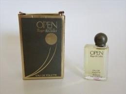 OPEN - Roger & Gallet - Modern Miniatures (from 1961)