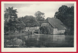 AK ´Grander Mühle' Bei Trittau (Kreis Stormarn) ~ 1960 - Trittau