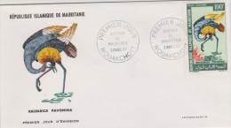 MAURITANIE 03.04.1967  BALEARICA PAVONINA - Birds