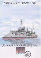 Dagen Van De Marine - Herdenkingskaarten