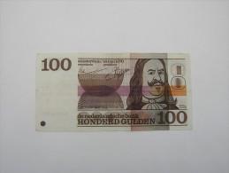 Billet 100 Gulden Des Pays-Bas Du 14-05-1970 - [2] 1815-… : Royaume Des Pays-Bas