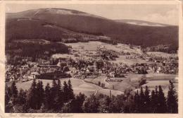 ALTE AK   BAD FLINSBERG / Schlesien  - Mit Dem Heufuder -  Ca. 1920 - Schlesien