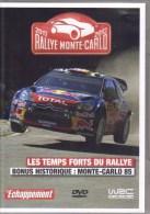 DVD  -  Rallye Monte-Carlo 2012  -  Les Temps Forts Du Rallye - World Rally Championship - Sport