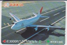 AIRPLANE - JAPAN-192 - AIRLINE - JAL - Avions