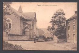 WANLIN - L' Eglise Et Le Monument - Belgium