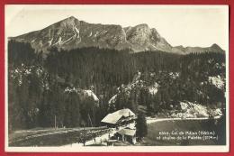 EZK-14  Col De Pillon Et Chaîne De La Palette. Non  Circulé - VD Vaud