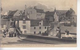 VANNES: Vue Prise De La Garenne Vers La Ville De La Porte De La Poterne - Vannes