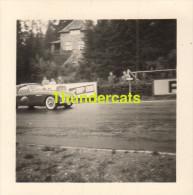 OUDE FOTO 1954 AUTO  CIRCUIT SPA FRANCORCHAMPS ** ANCIENNE PHOTO CIRCUIT SPA FRANCORCHAMPS - Lieux