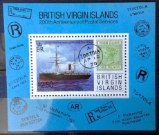 British Virgin Islands -  MNH - 1987 - # - Iles Vièrges Britanniques