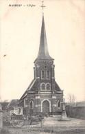 MARBEUF - L'église - France
