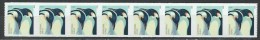 USA. Scott # 4990 MNH Coil Strip Of 8 For Additional Once Letter. Penguins 2015 - Coils & Coil Singles