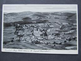 AK WEGSCHEID Fliegeraufnahme 1940 Feldpost  ///// D*17094 - Deutschland