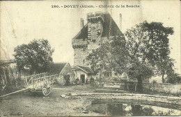 DOYET La PRESLE - Château De La Souche                            - Case 280 - Autres Communes