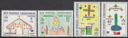 NEW HEBRIDES(BR) 1979 XMAS 4 MNH - English Legend