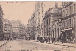 75 -- Paris -- La Poste - Bureau Central - Arrondissement: 17