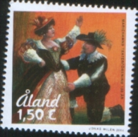 Aland 2014 100 Mariehamn Theatre Society  1v Complete Set ** MNH - Aland