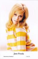 JANE FONDA - Film Star Pin Up - Publisher Swiftsure Postcards 2000 - Postcards