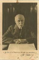 """WW2 - Juin 1940 - Carte Du Maréchal Philippe PÉTAIN """"Je Fais à La France Le Don De Ma Personne"""" - Documents Historiques"""