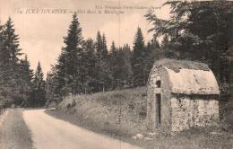 39 JURA TOURISTE ABRI DANS LA MONTAGNE PAS CIRCULEE - Unclassified