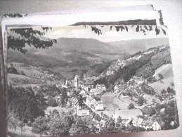 Duitsland Deutschland Baden Württemberg Bad Peterstal - Bad Peterstal-Griesbach