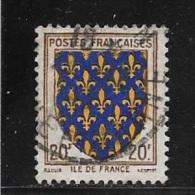N° 575  FRANCE  -  ILE DE FRANCE  -  OBLITERE  -  1943 - Frankreich