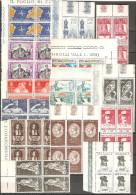 16 Blocs De 4 Timbres D'Italie ( Neufs** ) - Italie