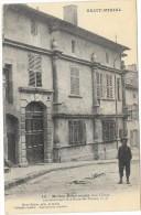 SAINT MIHIEL: MAISON RENAISSANCE RUE CARNOT - Saint Mihiel