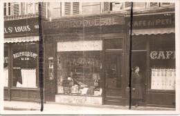 CAEN  -  DEVANTURE J. P. MAROQUESNE Instruments de Musique 191, Rue Saint - Jean