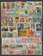 Guinée =   Lot De  53 Timbres Différents  Oblitérés - Guinea (1958-...)
