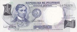 Republika Ng Pilipinas 1 Piso(FDC) - Philippines