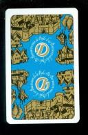 Speelkaart ( 838 ) Dos D´une Carte à Jouer - Bier Bière Bieren Brasserie Brouwerij -   Dijle  Mechelen - Barajas De Naipe