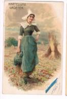 31194 - Woman - Femme  - Vrouw - Hartelijke Groeten - Costumes