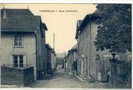 Carte Postale Ancienne Corbelin - Usine De La Romatière - Industrie - Corbelin