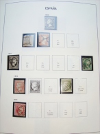 ESPA�A SPAIN 1850  TO 1955 COLLECTION PLEASE SEE 107 SCANS