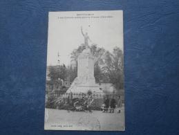 Montelimar  A Ses Enfants Morts Pour La France (1914-1918) - Animée : Enfants - Ed. Lang - Circulée - L212 - Montelimar
